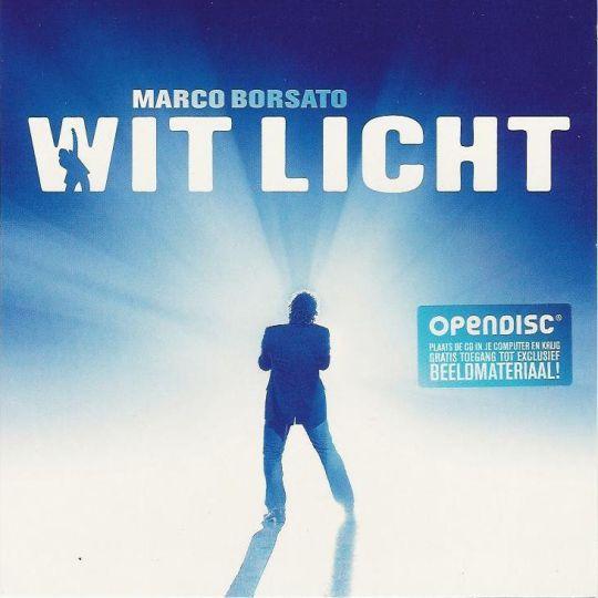 Coverafbeelding Wit Licht - Marco Borsato
