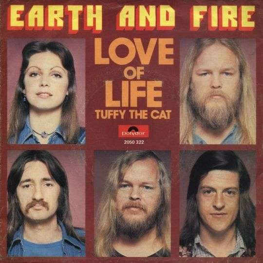 Coverafbeelding Love Of Life - Earth And Fire