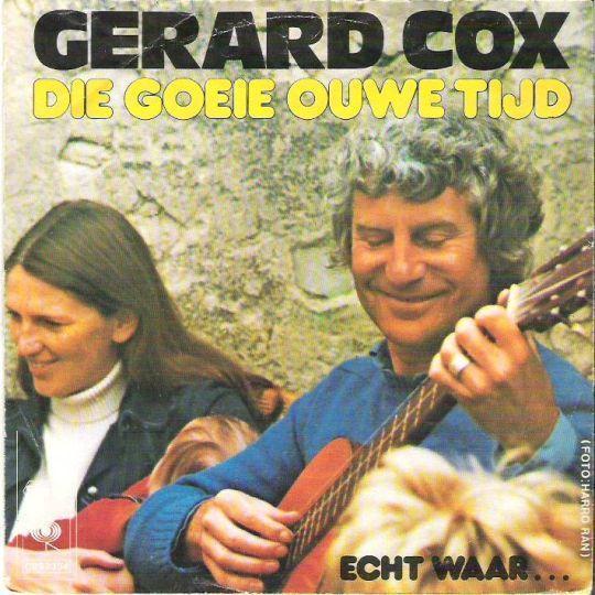 Coverafbeelding Die Goeie Ouwe Tijd - Gerard Cox