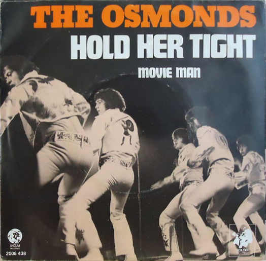 Coverafbeelding Hold Her Tight - The Osmonds