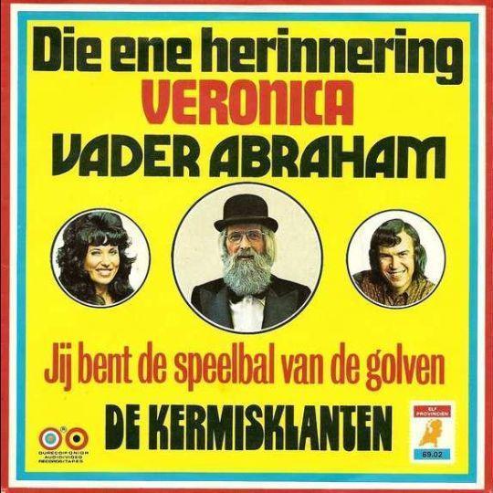 Coverafbeelding Die Ene Herinnering - Veronica - Vader Abraham