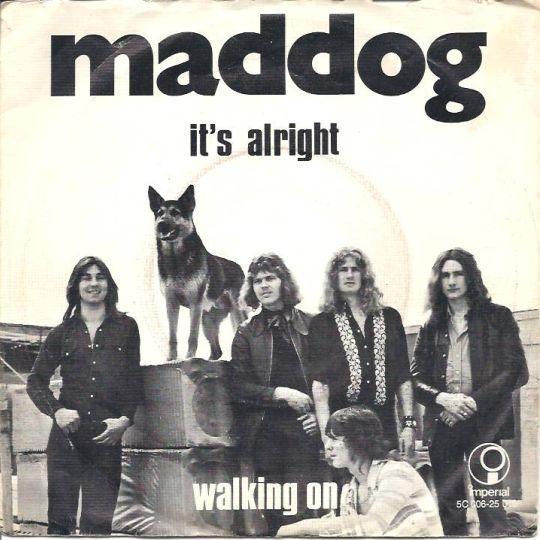 Coverafbeelding It's Alright - Maddog