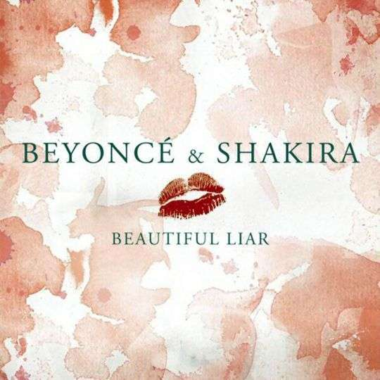Coverafbeelding Beautiful Liar - Beyonc� & Shakira