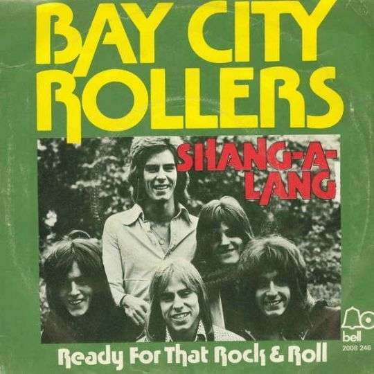 Coverafbeelding Shang-a-lang - Bay City Rollers