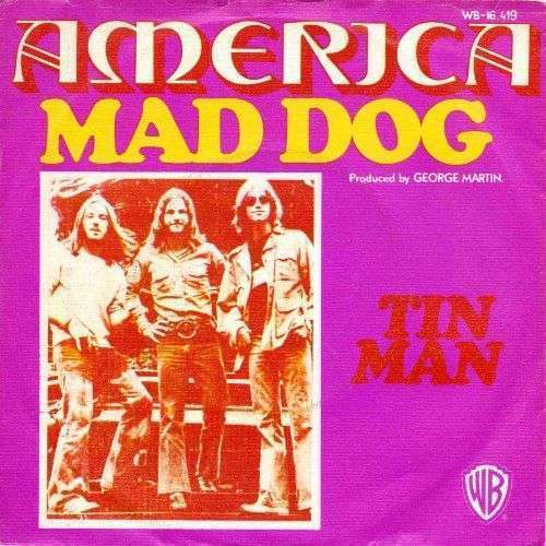 Coverafbeelding Mad Dog - America