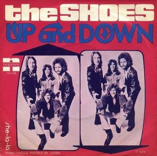 Coverafbeelding Up And Down - The Shoes