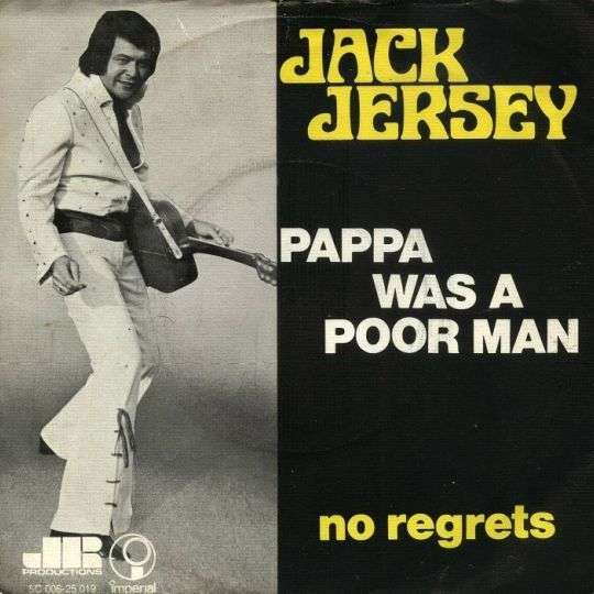 Coverafbeelding Jack Jersey - Pappa Was A Poor Man