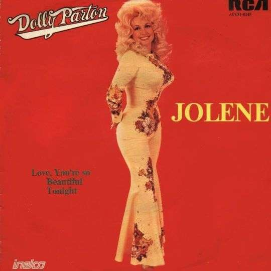 Coverafbeelding Dolly Parton - Jolene
