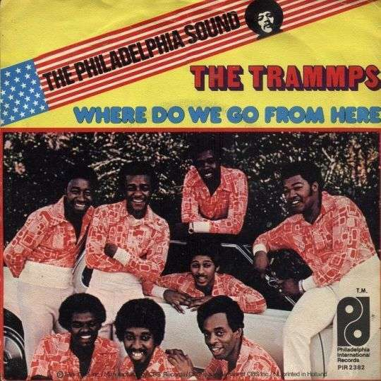 Coverafbeelding Where Do We Go From Here - The Trammps