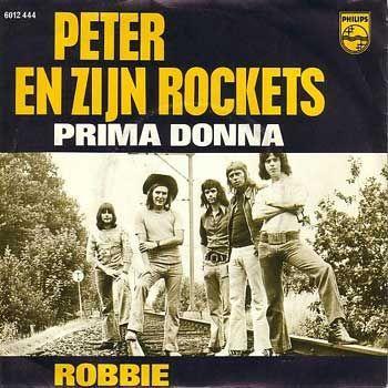 Coverafbeelding Robbie - Peter En Zijn Rockets