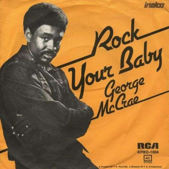 Coverafbeelding George McCrae - Rock Your Baby