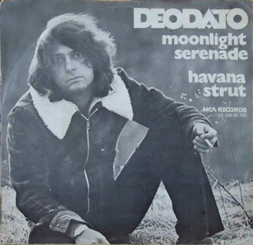 Coverafbeelding Moonlight Serenade - Deodato