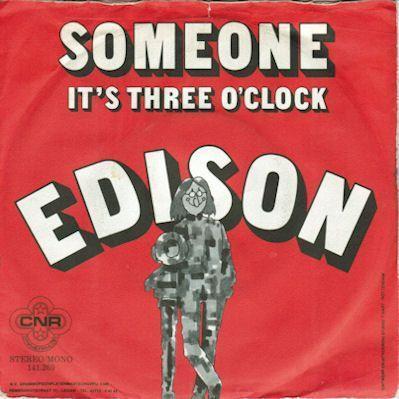 Coverafbeelding Someone - Edison