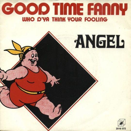 Coverafbeelding Angel ((GBR)) - Good Time Fanny