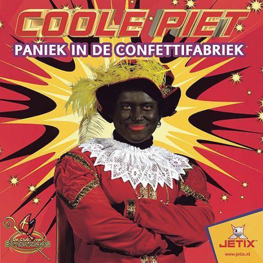 Coverafbeelding Paniek In De Confettifabriek - Coole Piet