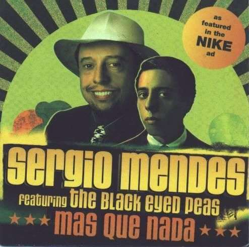 Coverafbeelding Sergio Mendes featuring The Black Eyed Peas - Mas Que Nada