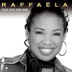 Coverafbeelding Right Here Right Now - Raffaëla