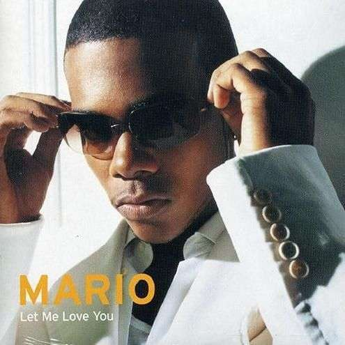 Coverafbeelding Mario - Let Me Love You