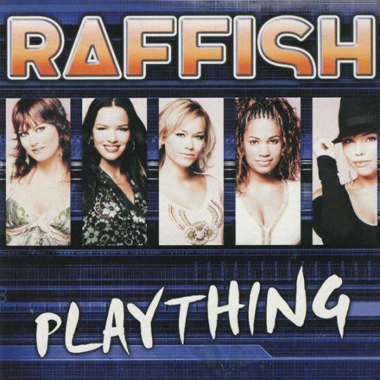 Coverafbeelding Plaything - Raffish