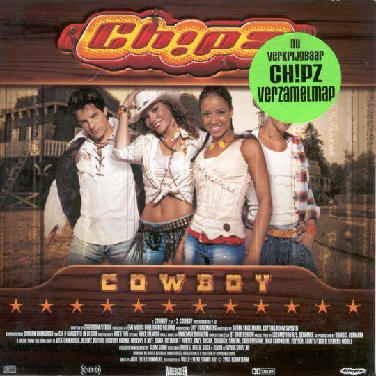 Coverafbeelding Cowboy - Ch!pz