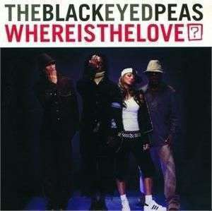 Coverafbeelding Where Is The Love - The Black Eyed Peas