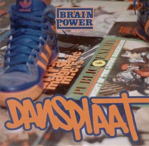 Coverafbeelding Dansplaat - Brainpower