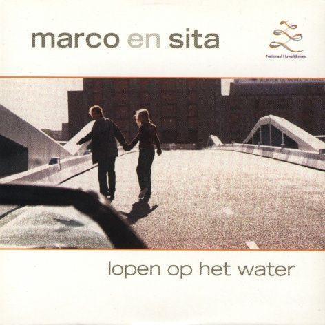 Coverafbeelding Lopen Op Het Water - Marco En Sita