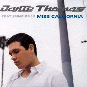 Coverafbeelding Miss California - Dante Thomas Featuring Pras