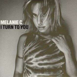 Coverafbeelding I Turn To You - Melanie C