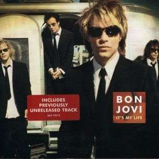 Coverafbeelding It's My Life - Bon Jovi