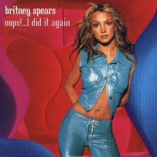 Coverafbeelding Britney Spears - Oops!...I Did It Again