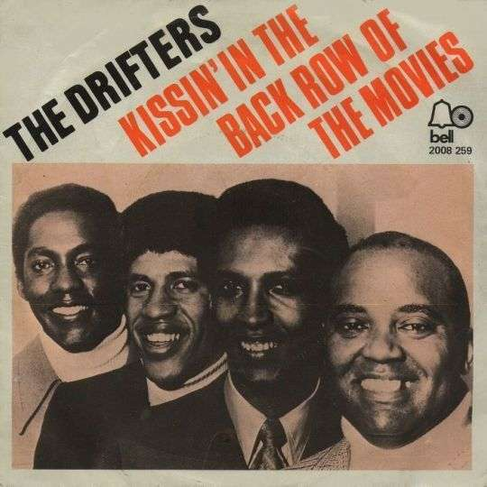 Coverafbeelding The Drifters - Kissin' In The Back Row Of The Movies