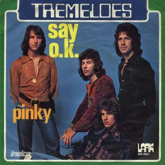 Coverafbeelding Say O.k. - Tremeloes