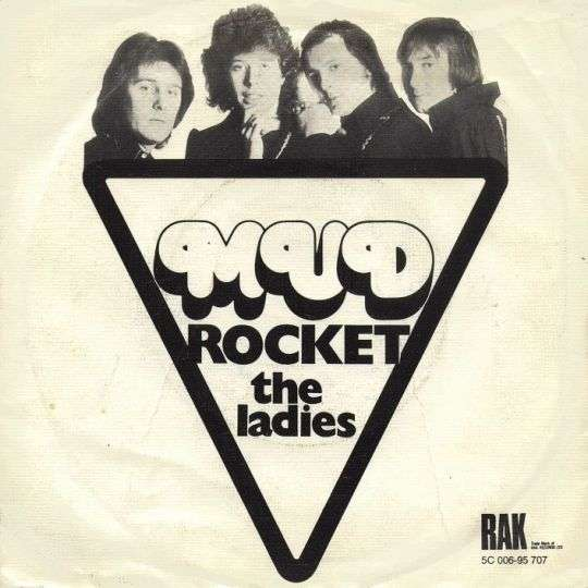 Coverafbeelding Rocket - Mud