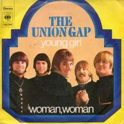 Coverafbeelding The Union Gap - Young Girl