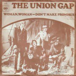Coverafbeelding Woman, Woman - The Union Gap