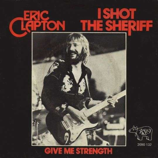 Coverafbeelding I Shot The Sheriff - Eric Clapton