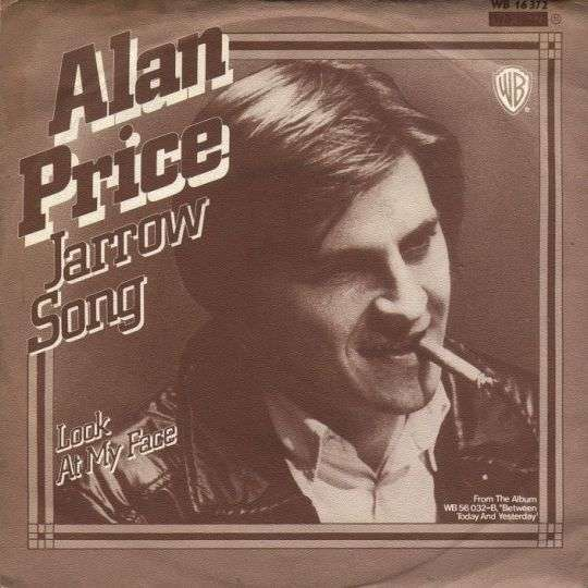 Coverafbeelding Jarrow Song - Alan Price
