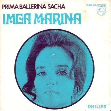 Coverafbeelding Prima Ballerina/ Sacha - Imca Marina