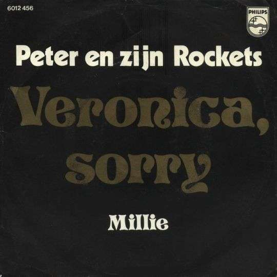 Coverafbeelding Veronica, Sorry - Peter En Zijn Rockets