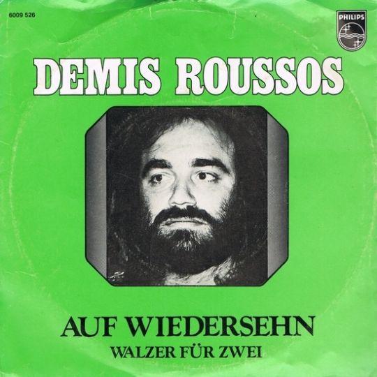 Coverafbeelding Auf Wiedersehn - Demis Roussos