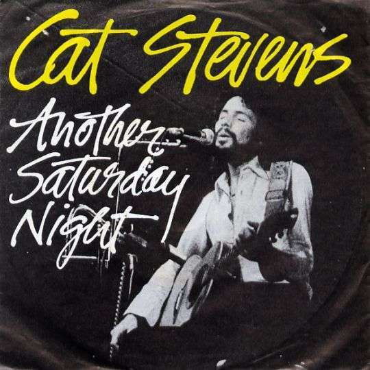 Coverafbeelding Another Saturday Night - Cat Stevens