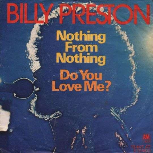Coverafbeelding Nothing From Nothing - Billy Preston