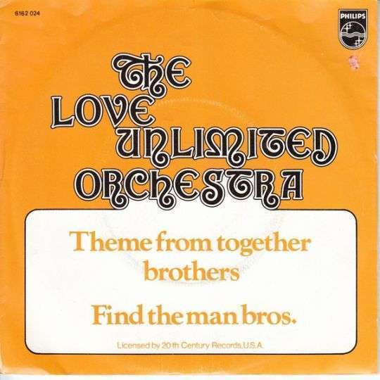 Coverafbeelding Theme From Together Brothers - Love Unlimited Orchestra