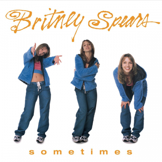 Coverafbeelding Sometimes - Britney Spears