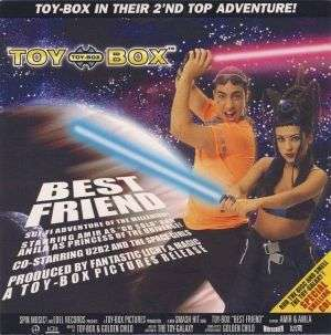 Coverafbeelding Best Friend - Toy-Box
