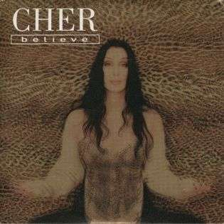 Coverafbeelding Believe - Cher