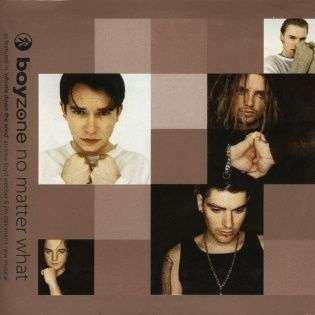 Coverafbeelding No Matter What - Boyzone