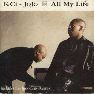 Coverafbeelding All My Life - K-ci & Jojo