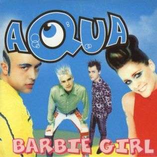 Coverafbeelding Barbie Girl - Aqua